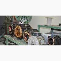 Ремонт электродвигателей краснодар