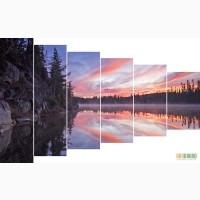 Тртптих полиптих диптих картины из нескольких частей