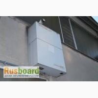 Газовые конденсационные котлы для наружной установки