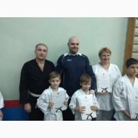 Секции для детей клуб каратэ Азов