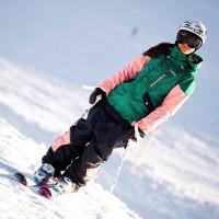 Женский комбинезон для сноуборда онил новый