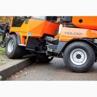 Мини-трактор HOLDER M480 для содержания тротуаров