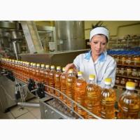 Закупаем на рафинирование и разлив подсолнечное масло