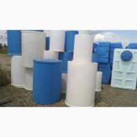 Пластиковая бочку в Краснодаре от 300 литров до 15 кубов- низкая цена