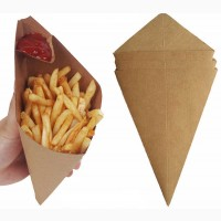 Упаковка для фаст-фуда в пиццериях и других торговых точках