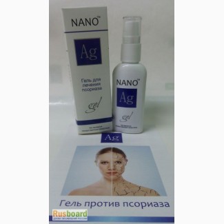 Купить Гель для лечения псориаза Ag Nano (Аг Нано) оптом от 10 шт