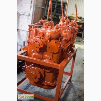 Обмен и ремонт КПП на трактор Кировец К700, К701