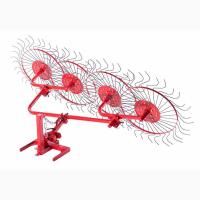 Ворошилка колёсно-пальцевая ВМ-4