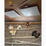 Инфракрасные обогреватели для крольчатников, птичников