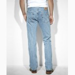 Джинсы Levis 501 Light Stonewash, Original Fit W32 -W33