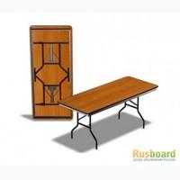 Складные столы и стулья