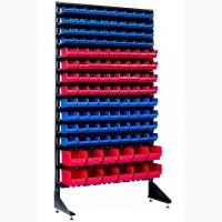 Для магазина, склада торгово- складское оборудование с контейнерами, лотками
