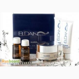 Новая серия premium Ialuron treatment от Eldan Cosmetics