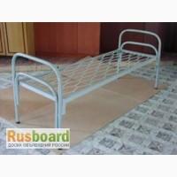 Кровати металлические с ДСП спинками для санаториев, кровати для больниц, низкая цена