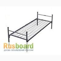 Кровати металлические двухъярусные для пансионатов, металлические кровати для гостиниц