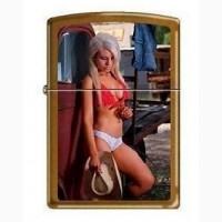 Зажигалка Zippo Sexy Cowgirl