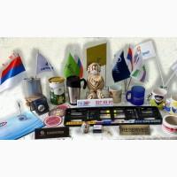 Бизнеc-сувениры и подарки с нанесением логотипа