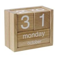 Вечные календари из массива дерева