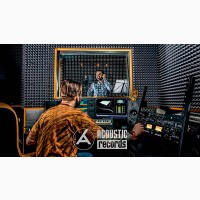 Аранжировка песни в студии звукозаписи Acoustic Records