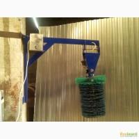 Автоматическая щетка-чесалка для коров