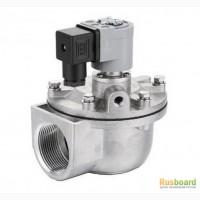 Клапаны импульсные для рукавных (картриджных) фильтров ASCO, TURBO, TORK, MECAIR