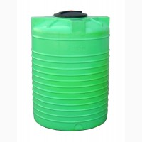 Специальные пластиковые агро бочки (желтые, зеленые) для сельхозпредприятий