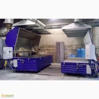 Пресс-вакуумные сушильные камеры для термо древесины