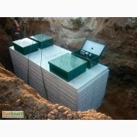 Автономная канализация для гостиниц без откачки и запаха