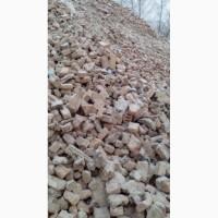 Продам бой кирпича и бетона