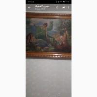 Продам картину художника Ханса Зацка