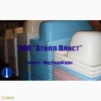 Акриловые вкладыши для реставрации чугунных и стальных ванн от производителя, ванны