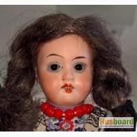 Антикварная немецкая коллекционная кукла Armand Marseille 390 A 12-OX