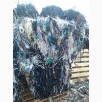 Продам отходы сдир ПВХ и Полиэтилена (кабельный микс), есть объемы, по 6 руб