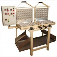 Печь ПК2 для орешек, тарталеток, венских вафель