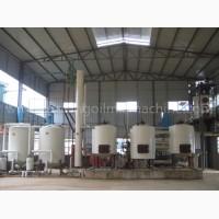 Оборудование для экстракции подсолнесного масла