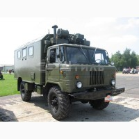 Ремонт и обслуживание колесных и гусеничных, боевых и вспомогательных машин