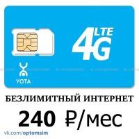 Выгодные тарифы с безлимитным интернетом, без роуминга по РФ, для любого устройства