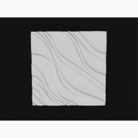 Формы для 3D панелей и плитки ЛюксПластик