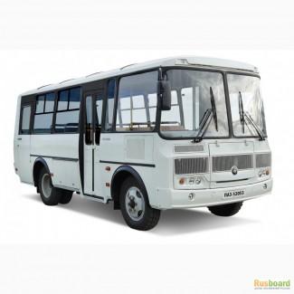 ПАЗ 32053 2017 год в наличии и под заказ
