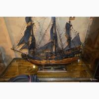 Корабль «Черная Жемчужина» (ручная сборка)
