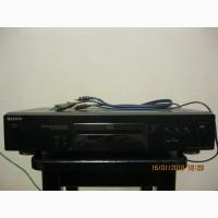 CD-проигрыватель Sony (CDP-XE370)
