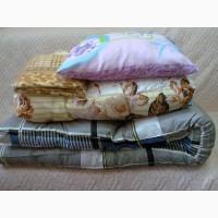 Комплекты: матрац, подушка и одеяло