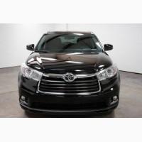 Toyota Highlander Автомобиль из США