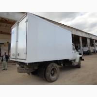 Промтоварный фургон на Газон, Газон Некст