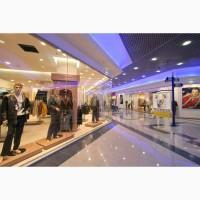 Остекление торговых центров, магазинов и торговых площадок