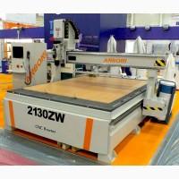 Фрезерный станок ЧПУ 2х3 метра c автоматической сменой инструмента 2130ZW