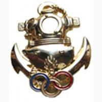 Военные знаки Франции Испании и Португалии