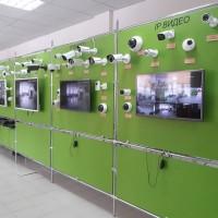 Системы видеонаблюдения, видеодомофона под ключ