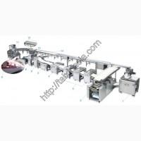 Оборудование для производства печенья из Китая от компании Гонконг Тайсинь