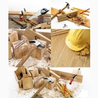 Столярные и плотницкие отделочные работы